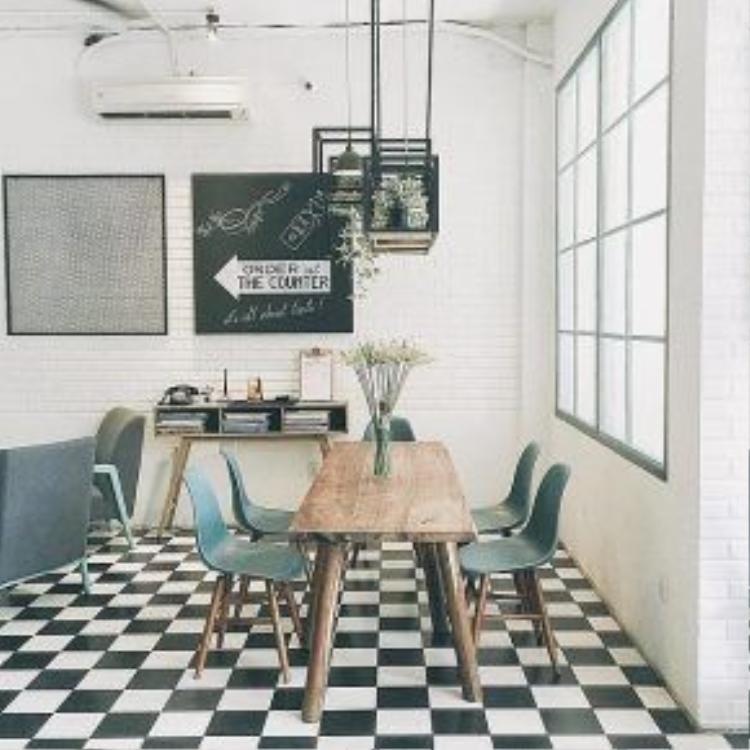 M2C Cafe - 4B Lê Quý Đôn, Quận 3
