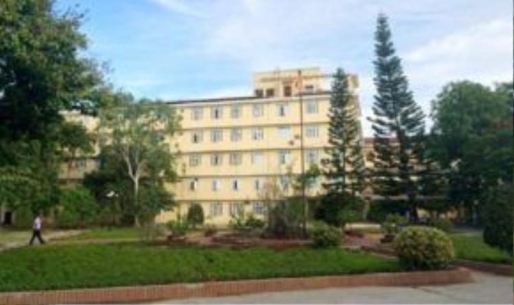 Bệnh viện Phụ sản Thanh Hóa là bệnh viện tuyến tỉnh, hiện có quy mô 500 giường bệnh. Ảnh: Lê Hoàng/VNE