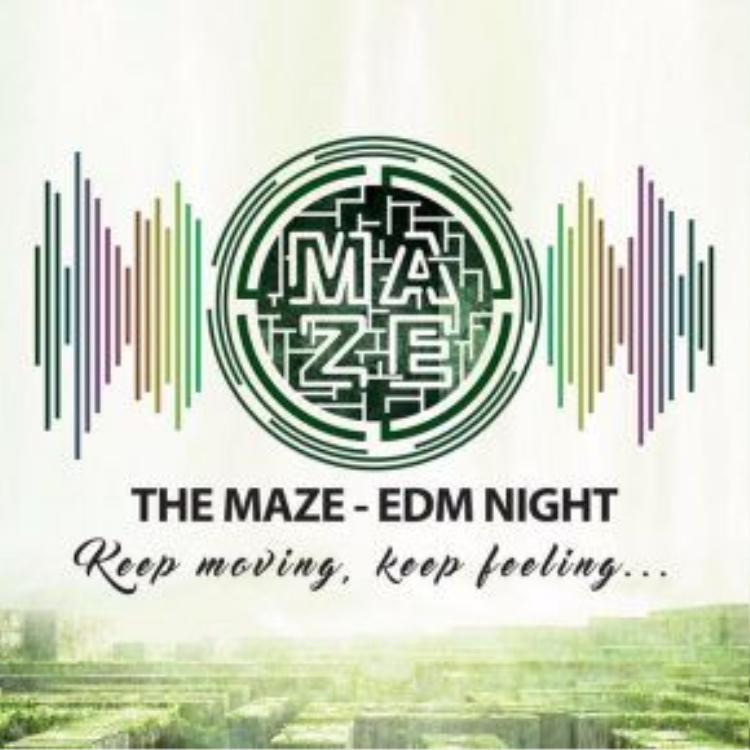 The Maze - EDM Night sẽ có sự góp mặt của nhiều ngôi sao hàng đầu Showbiz Việt.