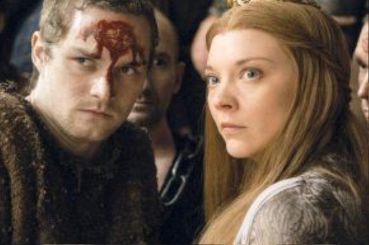 Chỉ duy nhất hoàng hậu Margaery là người lường trước được.