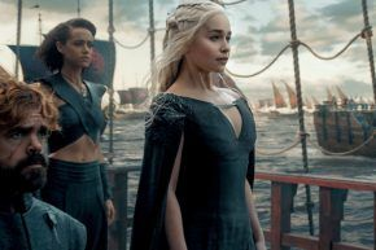 Daenerys đang đối mặt với sứ mệnh lớn nhất của đời mình.