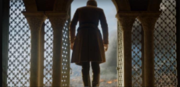 Lời tiên tri đối với cuộc đời của Cersei đã trở thành hiện thực.