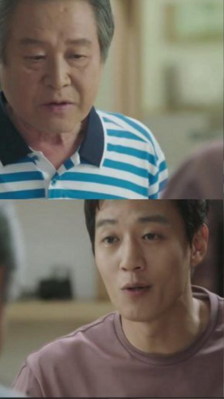 … bố ruột của Ji Hong.