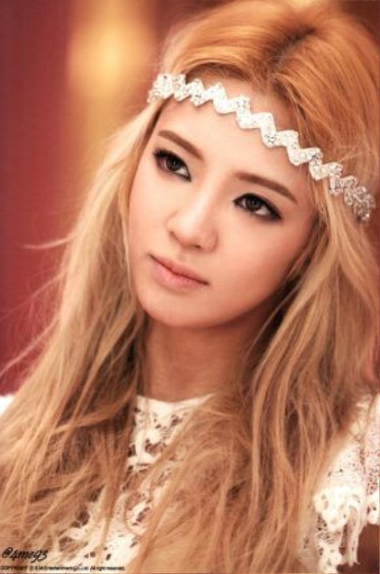 """HyoYeon là một thành viên cá tính của SNSD. Tuy nhiên sự nghiệp cá nhân của cô dường như bị SM """"bỏ lơ"""" trong nhiều năm qua."""