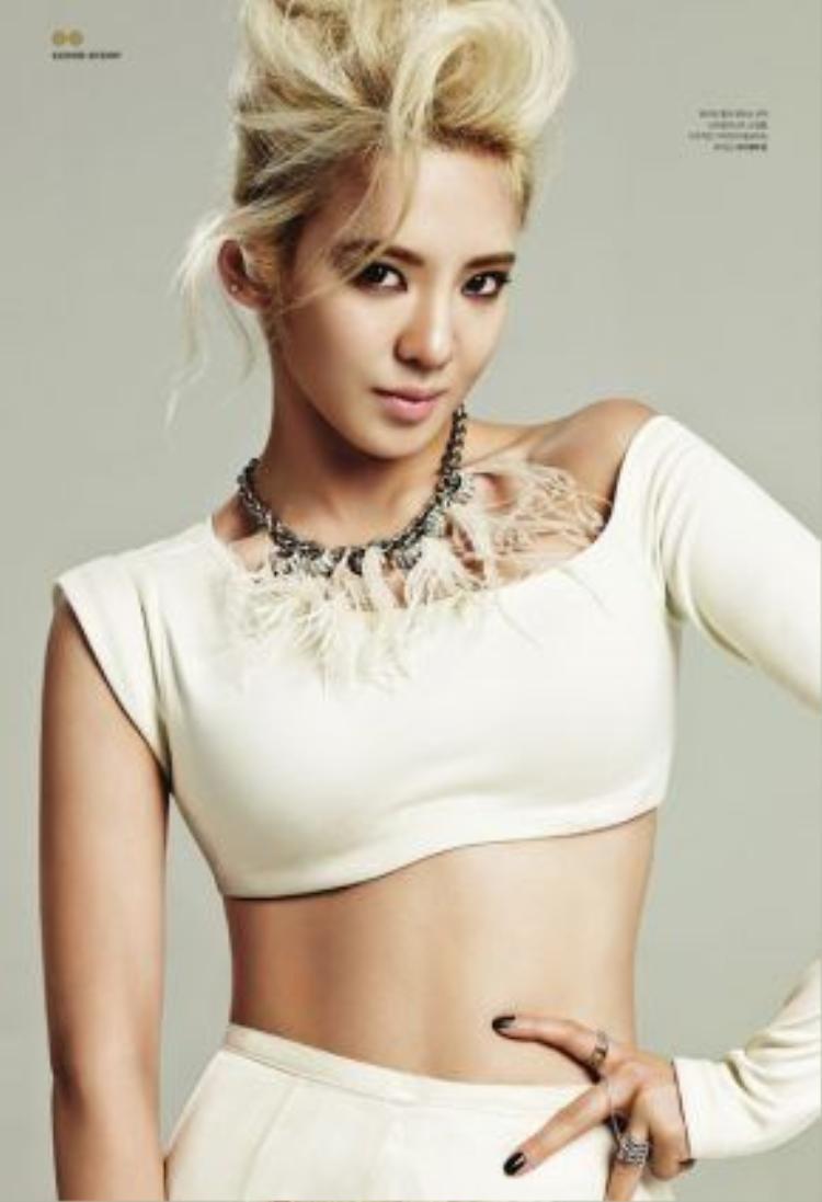 Một album để HyoYeon có thể vẫy vùng trong âm nhạc mà cô yêu thích, cụ thể là rap sở trường là điều mà fan đang mong ngóng từng ngày.