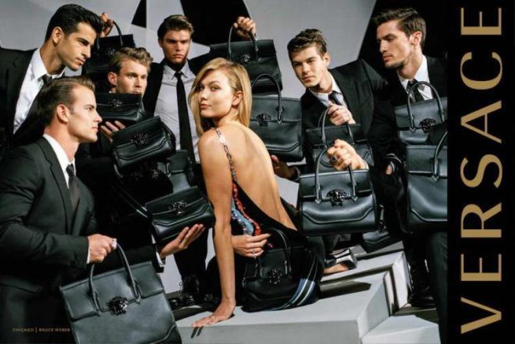 Karlie Kloss, Gigi Hadid đồng hành cùng Versace Thu  Đông 2016