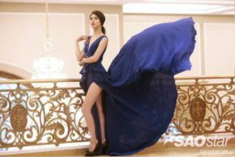 Từ trang phục, kiểu tóc, trang điểm đều được thực hiệnphù hợp độ tuổi, tiêu chí và thể hiện trọn vẹn vẻ đẹp riêng biệt của từng cô gái.