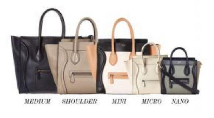 Dòng túi này có rất nhiều size và màu sắc, giá đều trên nghìn đô và chiếc túi của Kỳ Duyên khoảng 3600 USD (khoảng 82 triệu)