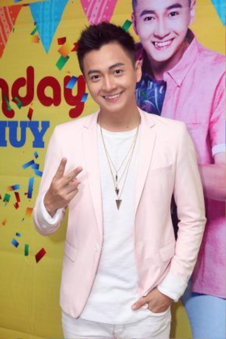Ở tuổi 28, Ngô Kiến Huy đã gặt hái được nhiều thành công trong sự nghiệp.