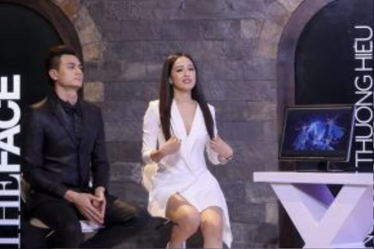 Hoa hậu Mai Phương Thúy sẽ là người đưa ra những nhận xétcũng như phản hồi tích cực nhất dành cho các đội.