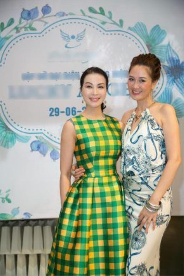MC - diễn viên Thanh Mai.
