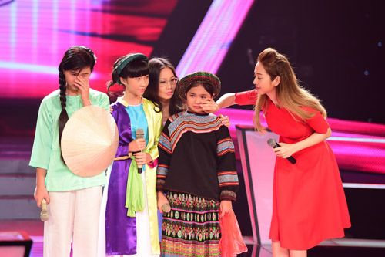 Chi Pu là mảnh ghép cuối cùng của đội hình quyền lực The Voice Kids 2016