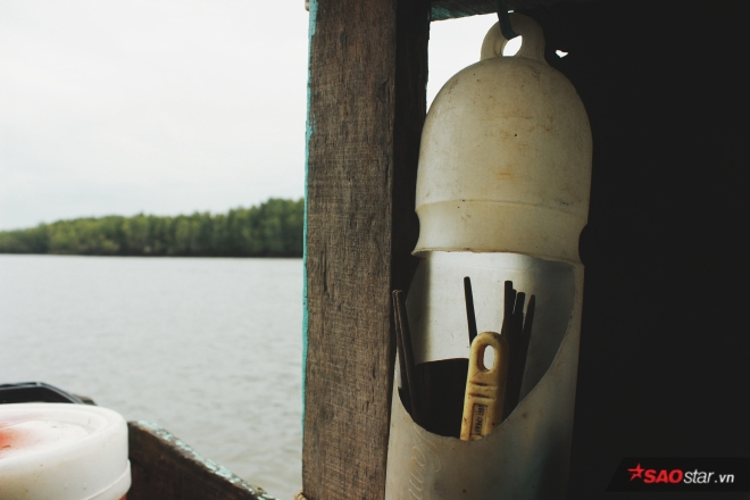 Lao đao nghề biển và cái tình của người chài lưới