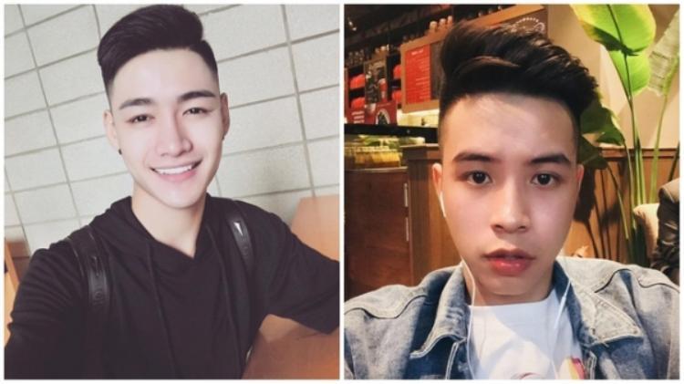 Cả hai cùng đến từ Hà Nội và yêu nhau gần nửa năm nay.