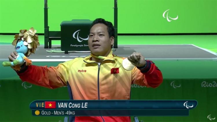 Hoàng Xuân Vinh và những VĐV làm nên bảng vàng của thể thao Việt 2016
