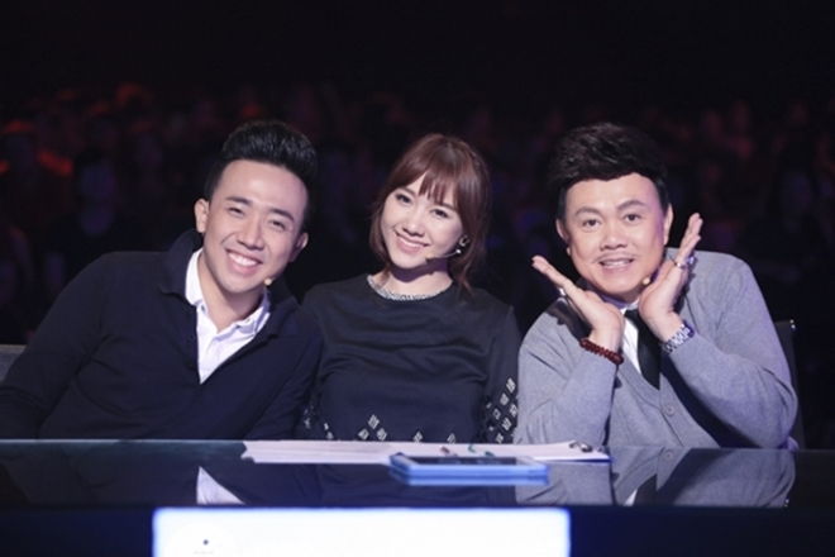 Hari Won là cái tên gây tranh cãi dữ dội khi ngồi ghế giám khảo năm 2016