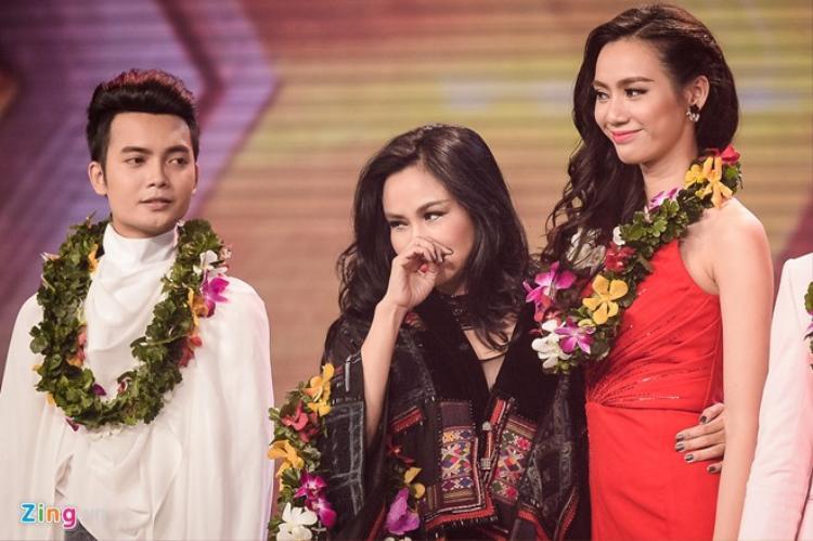 Và cùng chung vui với Kiều Diễm với ngôi vị Á quân X-Factor 2016.