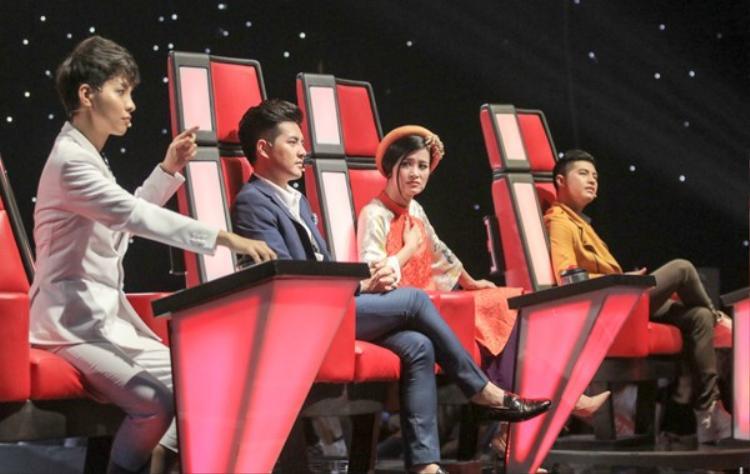 Sự tâm huyết, chân thành và đầy đam mê của cả 4 HLV đã đem đến một mùa The Voice Kids thành công và nhiều cảm xúc.