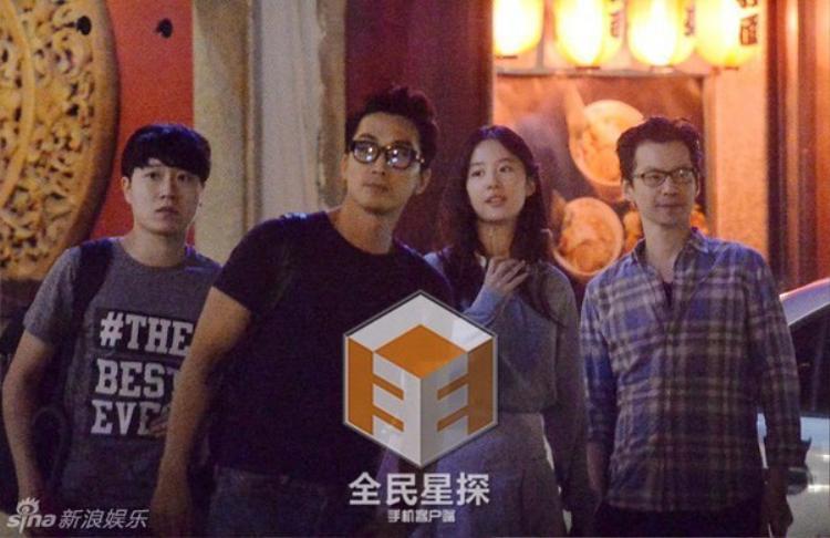 Những hình ảnh song Seung Hun về nhà Lưu Diệc Phi giữa đêm khuya đã làm rúng động cả nền giải trí hai nước Hoa, Hàn vì sự xuất hiện của một cặp đôi đình đám mới.