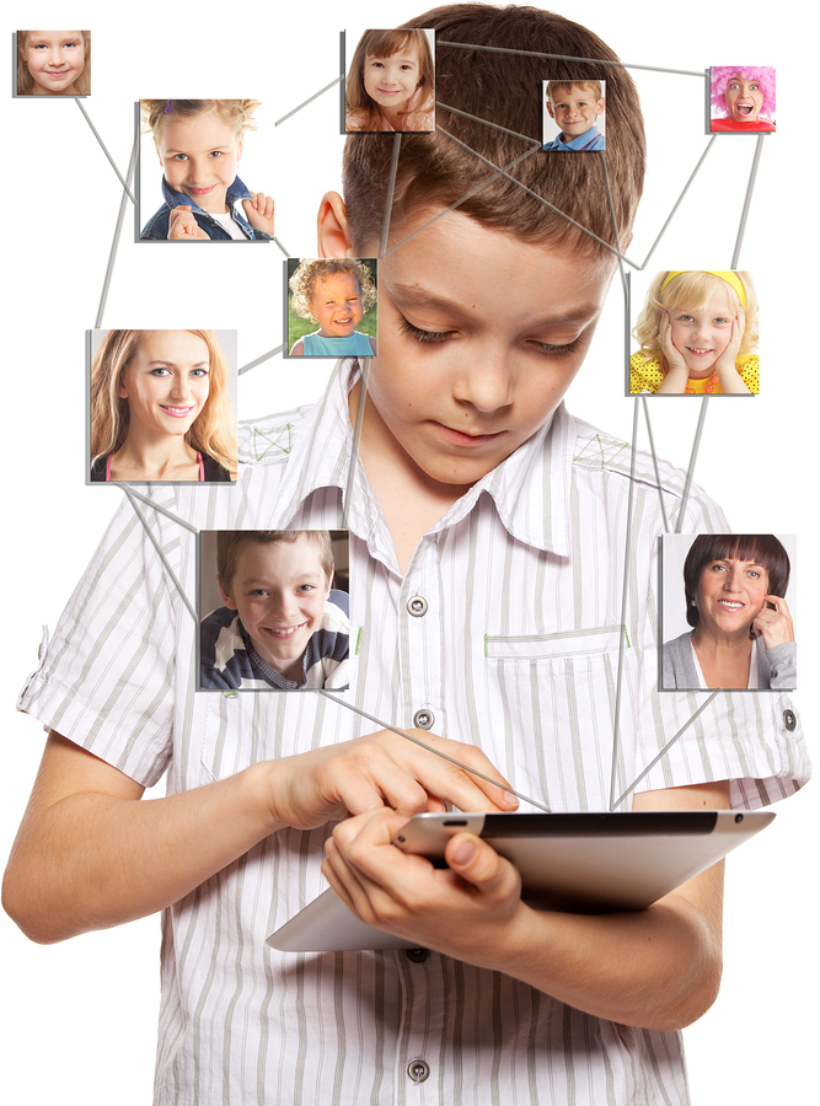 Kiểm soát các mối quan hệ của con cái trong đời thực có thể đơn giản, thế nhưng để biết con mình đang giao lưu với những ai trên mạng xã hội có lẽ không phải là điều dễ dàng.