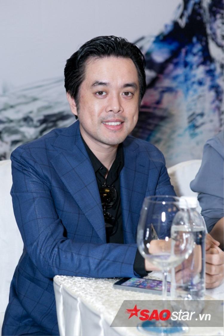 Nhạc sĩ Dương Khắc Linh sẽ đảm nhận vai trò biên đạo âm nhạc cho fashion show lần này.