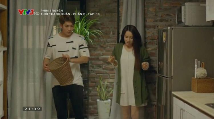 Linh  Junsu liên tục đối mặt, fan Tuổi thanh xuân 2 sướng rơn