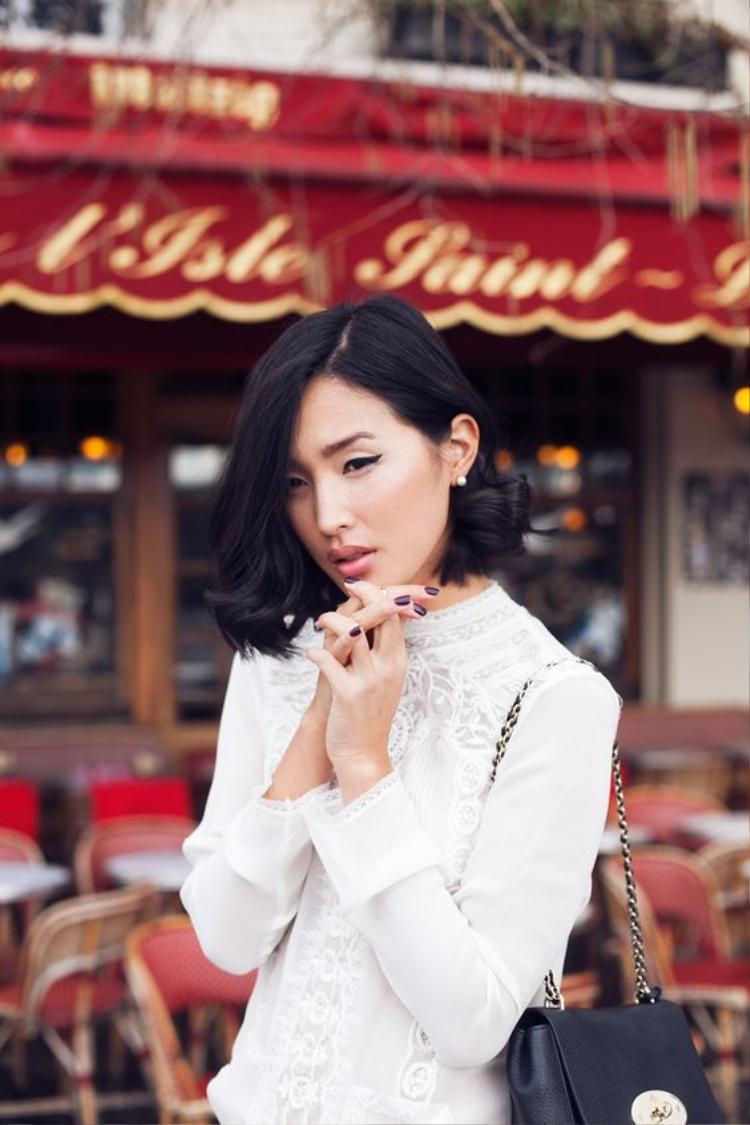 Cùng học hỏi bí kíp phối hợp trang phục cho ngày đầu năm từ 4 nàng fashion blogger instagram