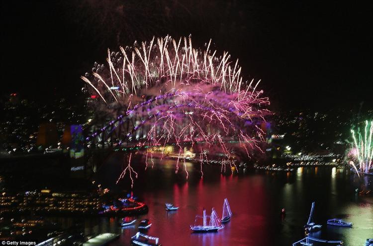 Bến cảng Sydney ngay lúc này đẹp hơn bao giờ hết.