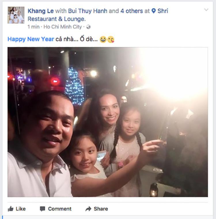 Tổ ấm hạnh phúc của Thúy Hạnh - Minh Khang.