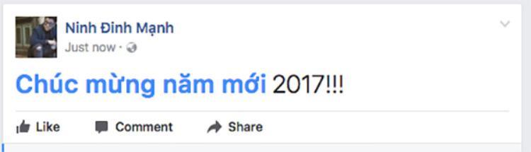 Đinh Mạnh Ninh.
