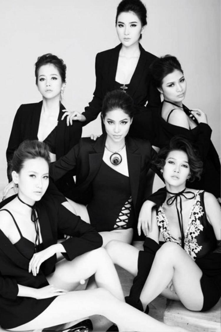 Team Phạm Hương