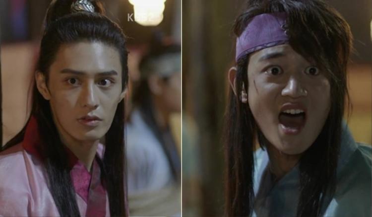 Cứ gặp nhau là Ban Ryu và Su Hoo lại xảy ra mâu thuẫn.