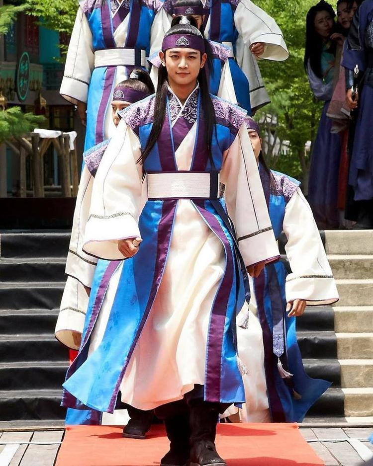 Su Ho, vị thiếu gia đào hoa, luôn chọc ghẹo Ban Ryu.