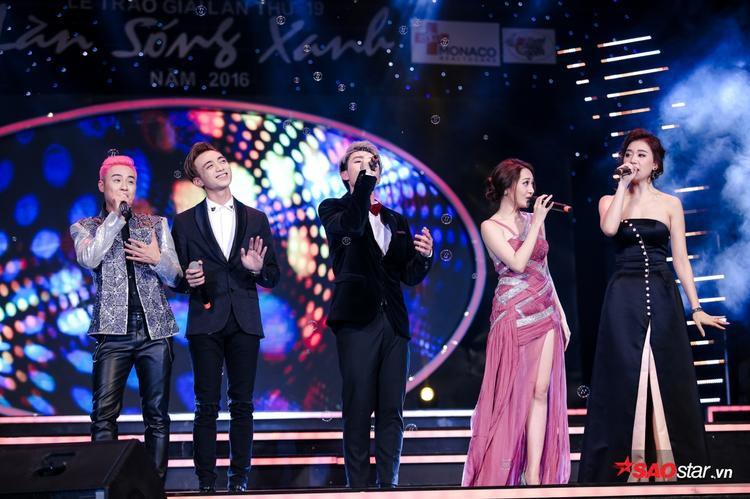 LK Ballad Anh cứ đi đi - Lỗi ở yêu thương - Trái tim em cũng biết đau - Phía sau một cô gái - Sau tất cả quy tụ Hari Won, Bảo Anh, Thanh Duy, Soobin Hoàng Sơn và ERIK.