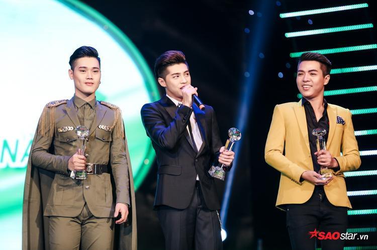 Một trong những giải quan trọng nhất - Single của năm đã thuộc về Noo Phước Thịnh với Cause I Love You. Với số phiếu áp đảo từ fan, không bất ngờ khi Noo Phước Thịnh giành được giải này.