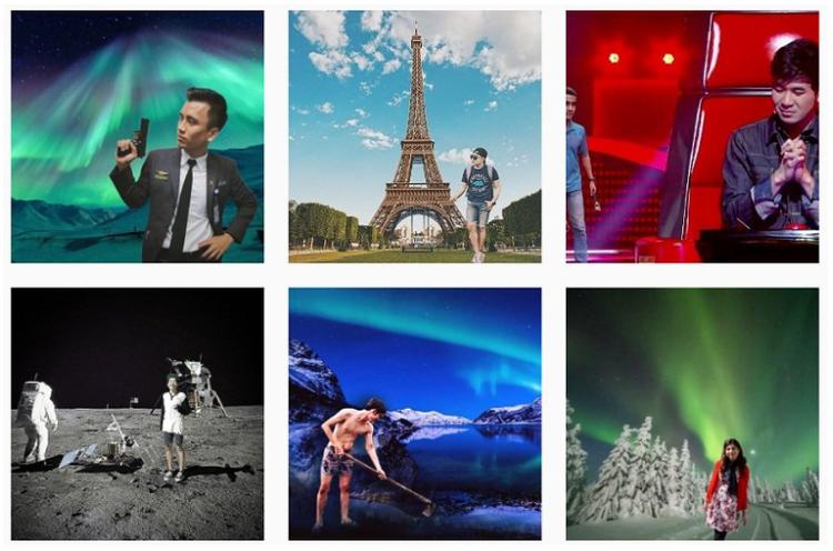 Bị bóc mánh photoshop, ngôi sao tiếp viên hàng không Thái vụt tắt thành trò cười mạng xã hội