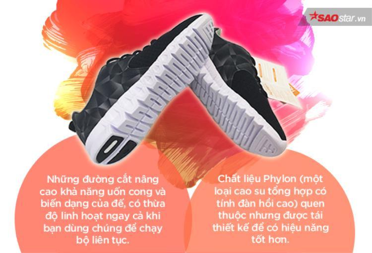 Phần đế giày là cả một sự tiến bộ vượt bậc. Có thể thấy rằng, ngoài việc chăm chút tới độ bền như ngày trước thì Biti's đã nghiên cứu sâu hơn với những thiết kế hỗ trợ người sử dụng tối đa.