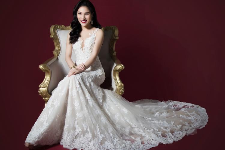 Tường Vi là một trong những gương mặt nổi bật của cuộc thi cuộc thi Quyền năng phái đẹp dành cho những nữ doanh nhân lãnh đạo từ Bắc ra Nam.