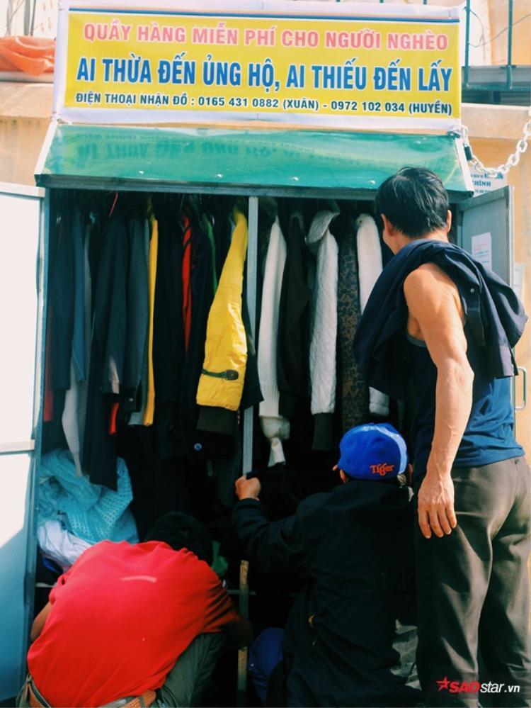 Tủ quần áo miễn phí ở Hà Nội.