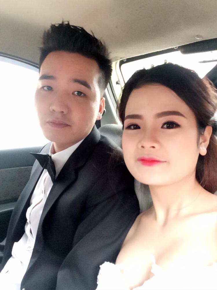 Cặp đôi Văn Đồng và Lệ Giang chuẩn bị làm đám cưới.