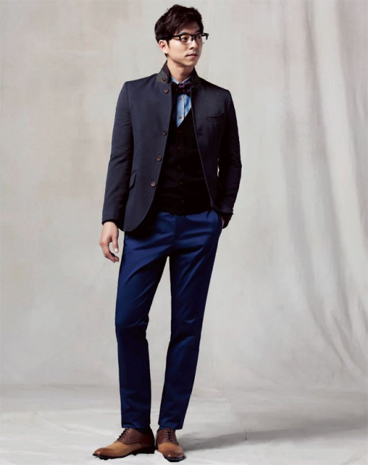 Anh cũng nắm rõ được những ưu và khuyết điểm của mình khi lựa chọn trang phục nhằm mang đến hình ảnh đẹp nhất trong mắt công chúng.