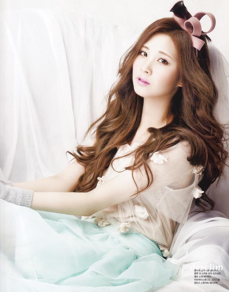 SeoHyun được mong chờ debut với hình ảnh cá tính hơn vẻ ngoài hiền lành thường thấy khi hoạt động trong SNSD.