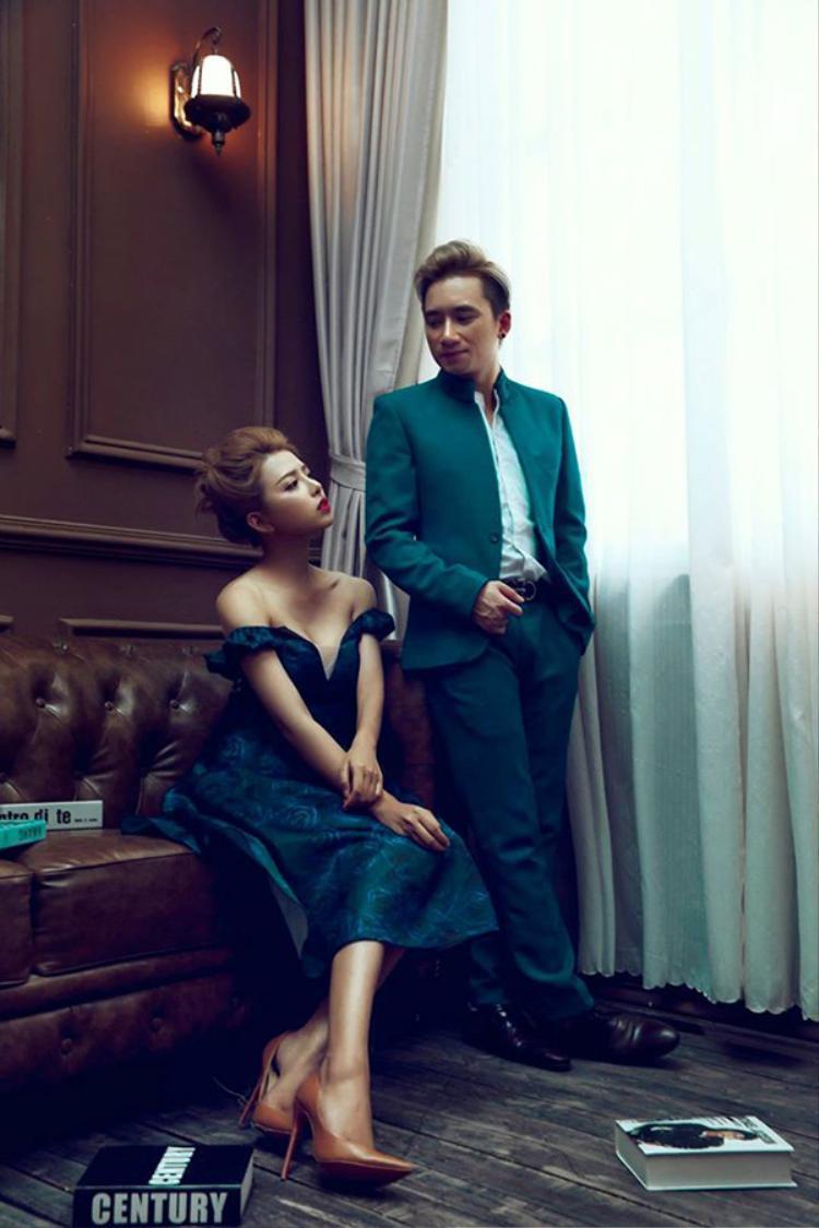 Ghen tỵ tình yêu đẹp của Phan Mạnh Quỳnh và bạn gái xinh như hot girl