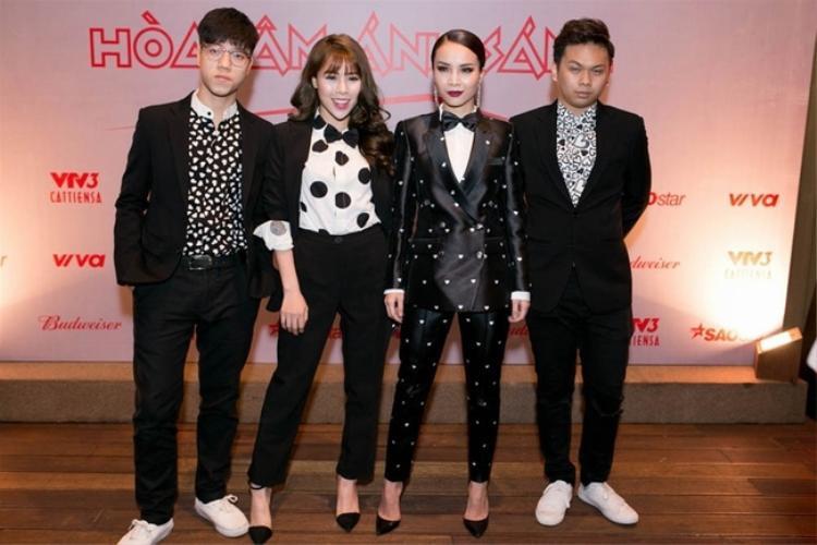 Sự tái xuất của Yến Trang, Thu Thủy, hai cựu thành viên của nhóm nhạc Mây Trắng đình đám một thời…