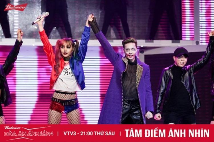 Soái ca mới của Showbiz  Mai Tiến Dũng chiến thắng nghẹt thở trước S.T tại Remix New Generation 2017