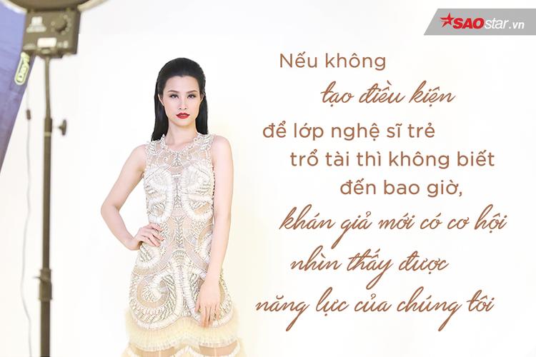 Đông Nhi: Khán giả chưa xem Giọng hát Việt, sao biết tôi không đủ sức!