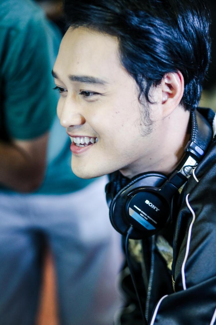 Nam ca sĩ hào hứng khi tìm kiếm được nhiều tài năng âm nhạc từ cuộc thi do chính anh tổ chức.