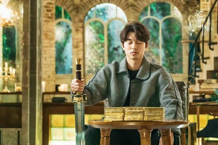 Bạn sẽ bất ngờ khi biết Kim Shin có quá nhiều tương đồng với cụ giáo  Do Min Joon