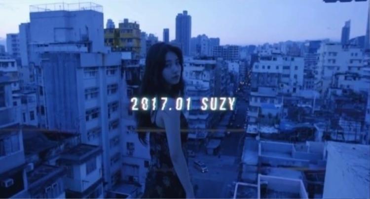 """Ca khúc chủ đề trong album solo của Suzy sản xuất bởi trùm tạo hit của JYP: """"Bố"""" Park Jin Young. Màu sắc nhẹ nhàng, nữ tính cả về ngoại hình lẫn âm nhạc của cô nàng sẽ được khai thác triệt để. Bài hát đầu tiên dự kiến lên sàn vào ngày 16, tiếp đó là full album vào ngày 24/1."""