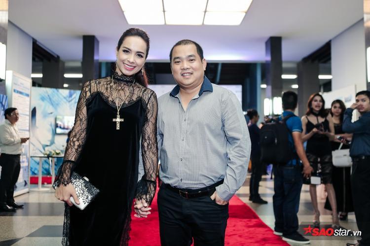 Vợ chồng Thúy Hạnh - Minh Khang.